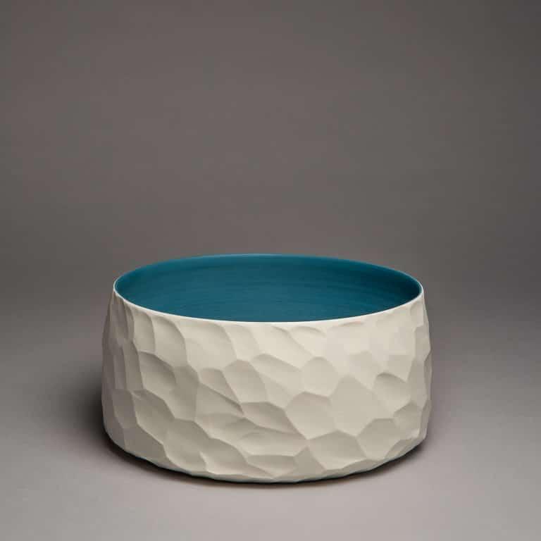 Coupes <br>porcelaine engobée