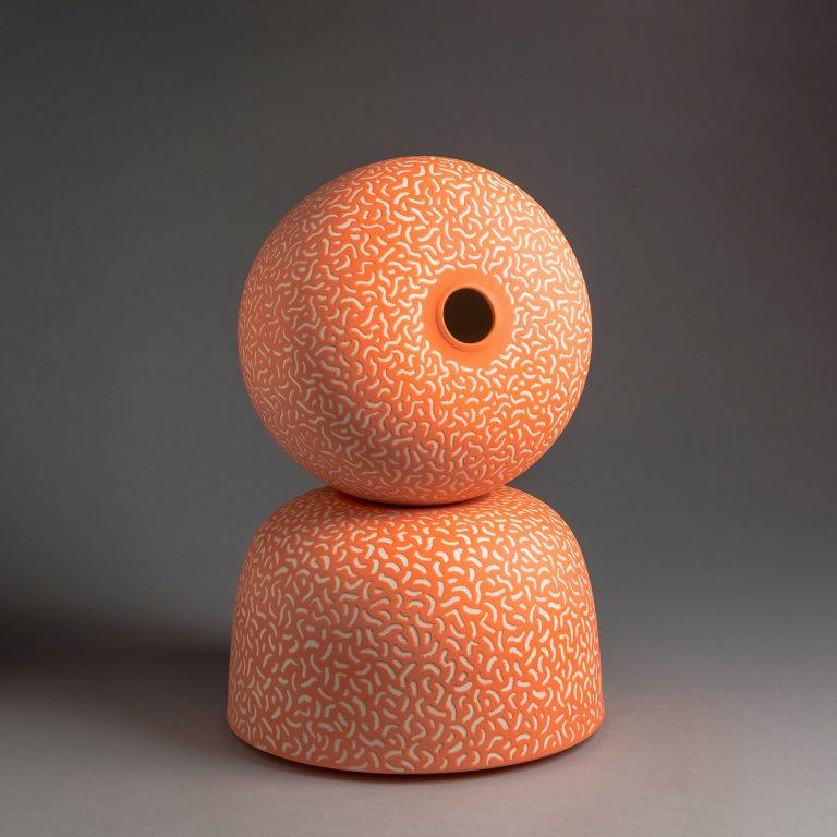 """Marie-Laure Guerrier, sculpture """"Between"""" 10"""