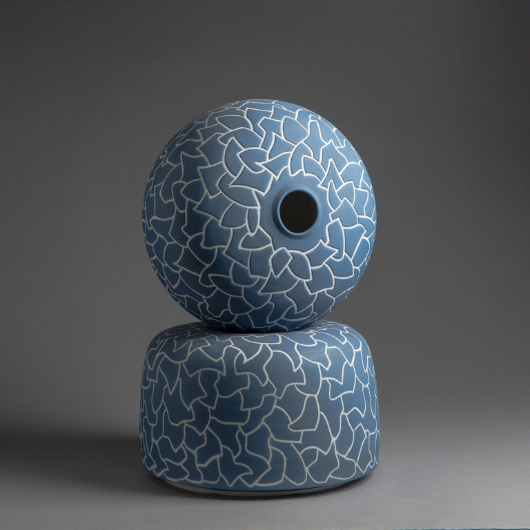 """Marie-Laure Guerrier, sculpture """"Between"""" 11"""