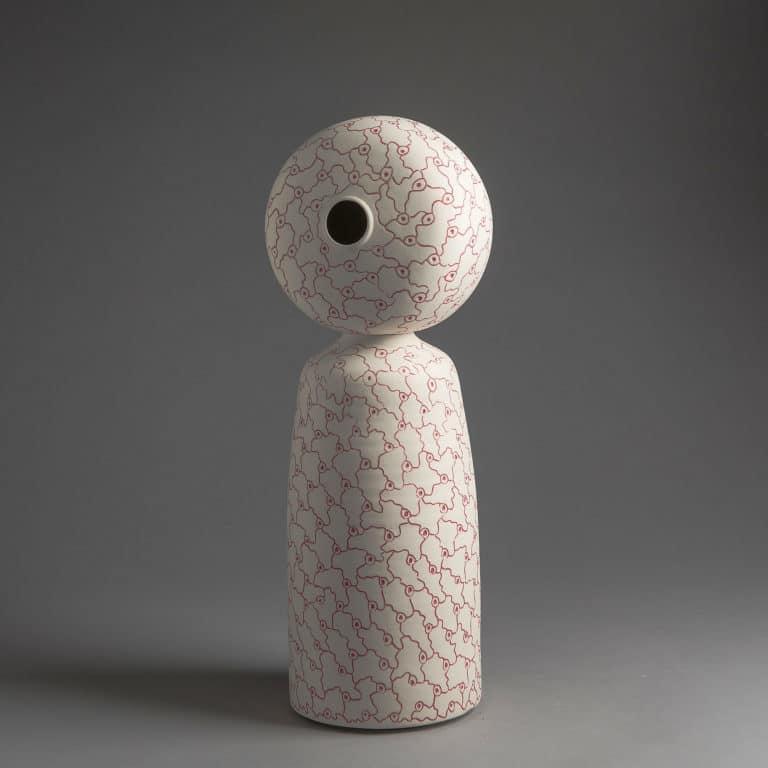 """Marie-Laure Guerrier, sculpture """"Between"""" 15"""