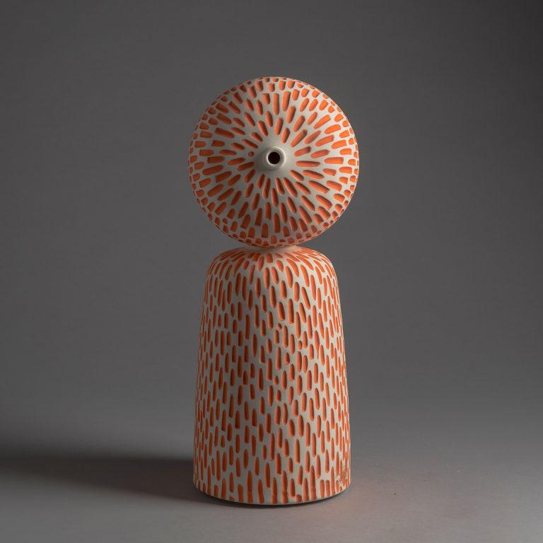 """Marie-Laure Guerrier, sculpture """"Between"""" 17"""