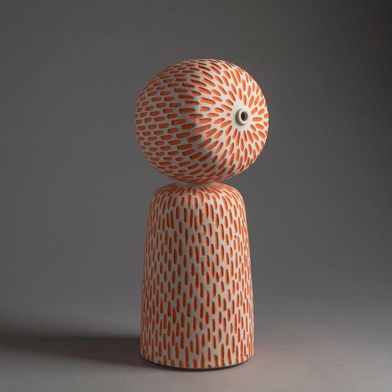 """Marie-Laure Guerrier, sculpture """"Between"""" 19"""