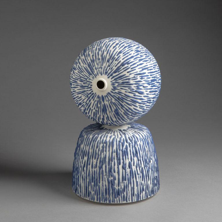 """Marie-Laure Guerrier, sculpture """"Between"""" 2"""