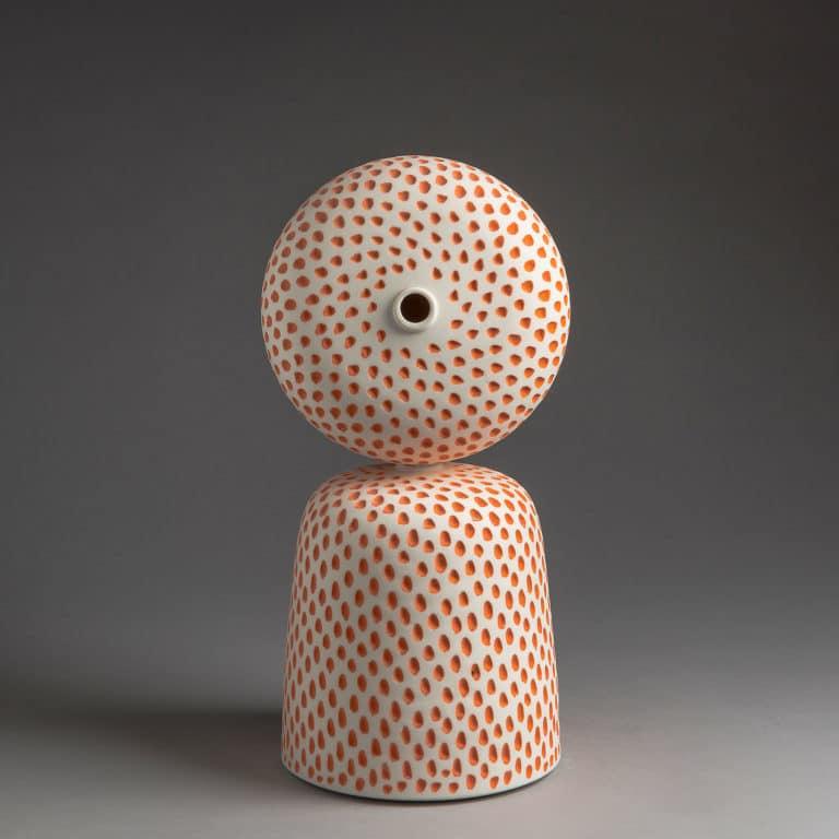 """Marie-Laure Guerrier, sculpture """"Between"""" 4"""