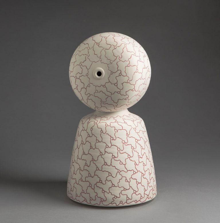 """Marie-Laure Guerrier, sculpture """"Between"""" 5"""