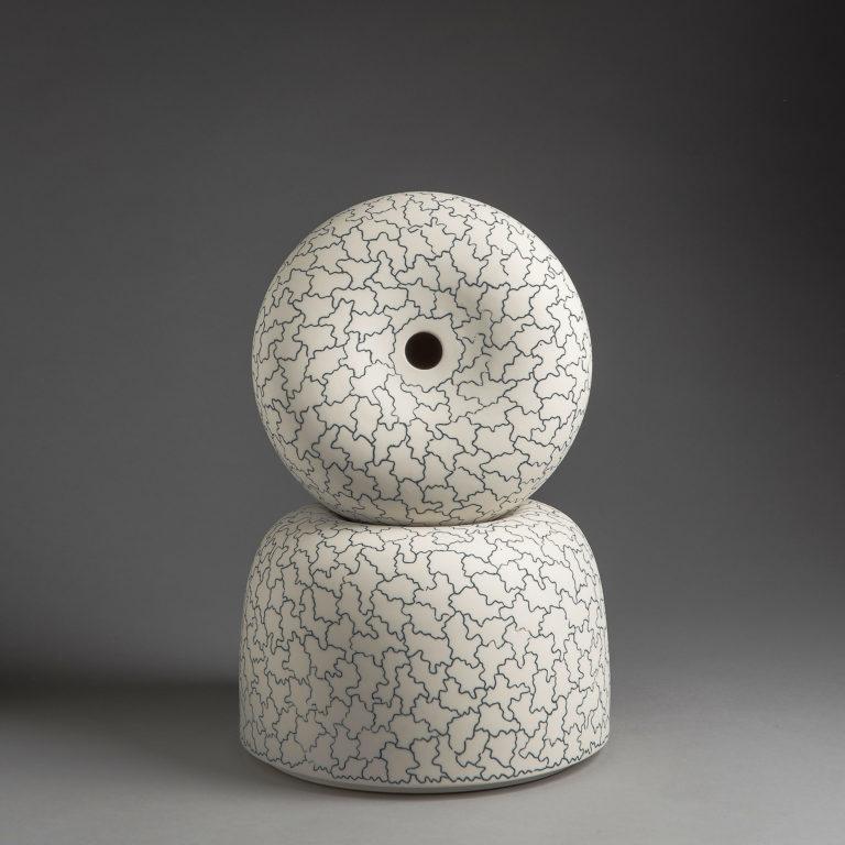 """Marie-Laure Guerrier, sculpture """"Between"""" 6"""