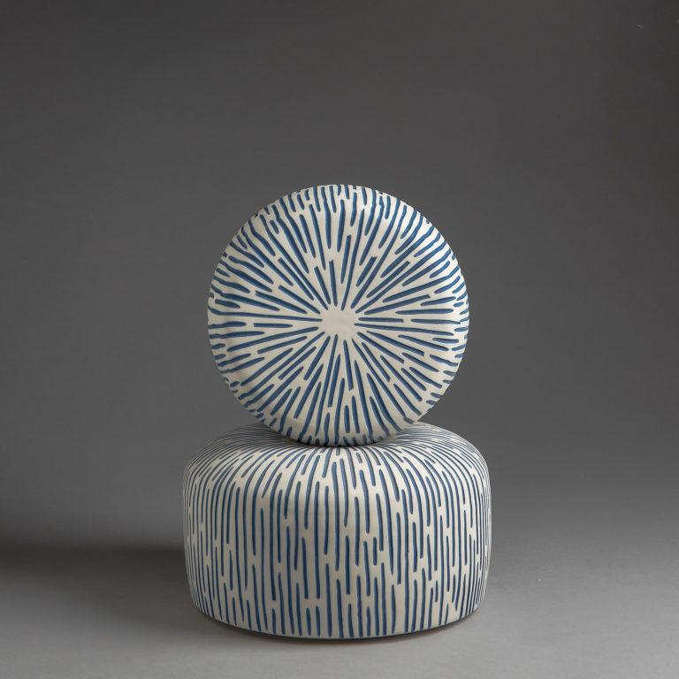 """Marie-Laure Guerrier, sculpture """"Between"""" 8"""