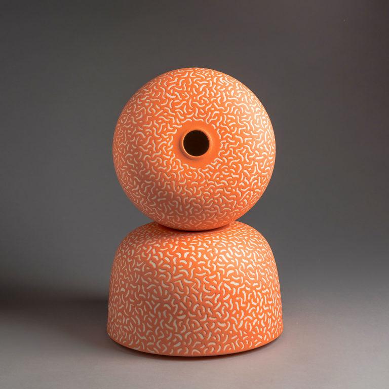 """Marie-Laure Guerrier, sculpture """"Between"""" 9"""